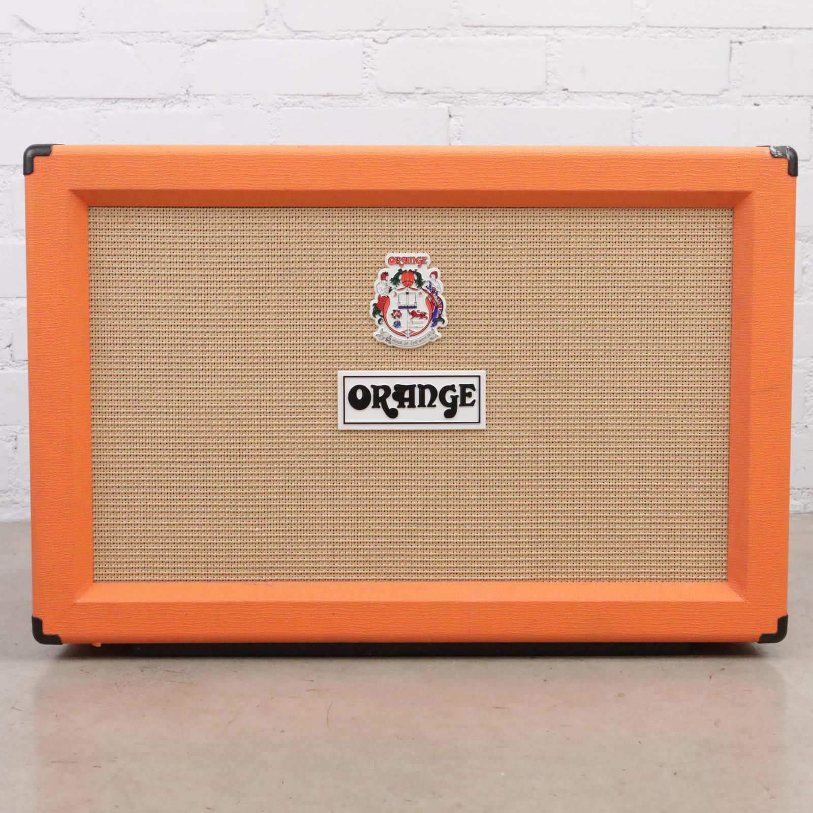 "Orange PPC212 120W 2x12"" Guitar Speaker Cabinet #43979"