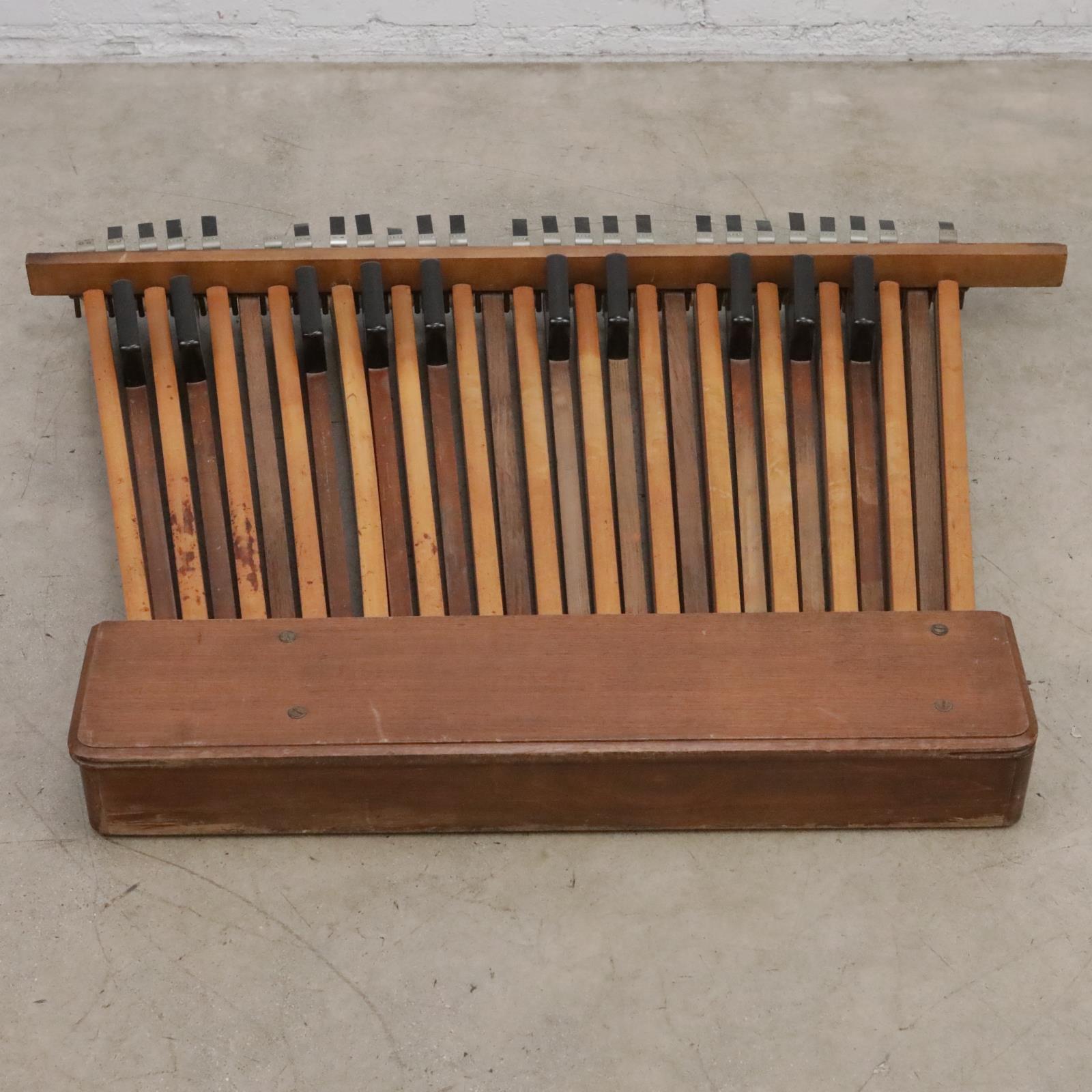 Vintage Hammond B3 25-Key Organ Bass Pedals #44112