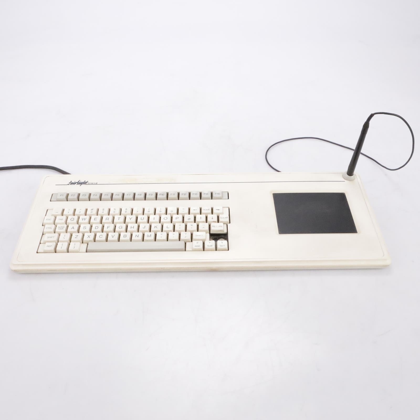 Vintage Fairlight CMI Series III Computer Keyboard #43513