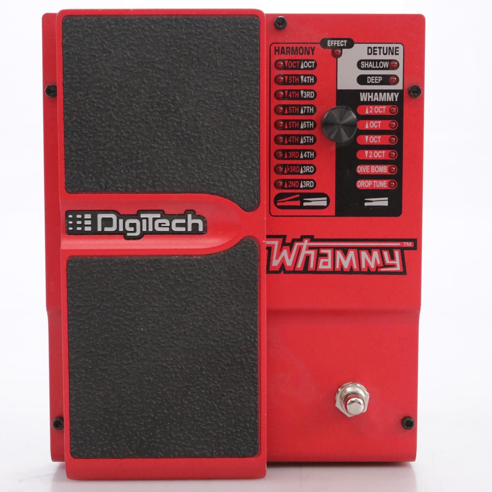 DigiTech Whammy 4 Pitch Shift Guitar Pedal #43890