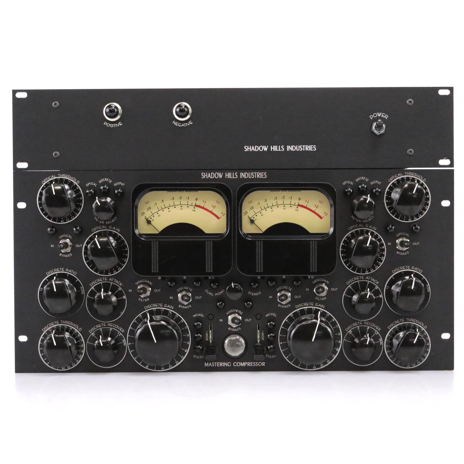 Shadow Hills The Mastering Compressor w/ Power Supply #43922