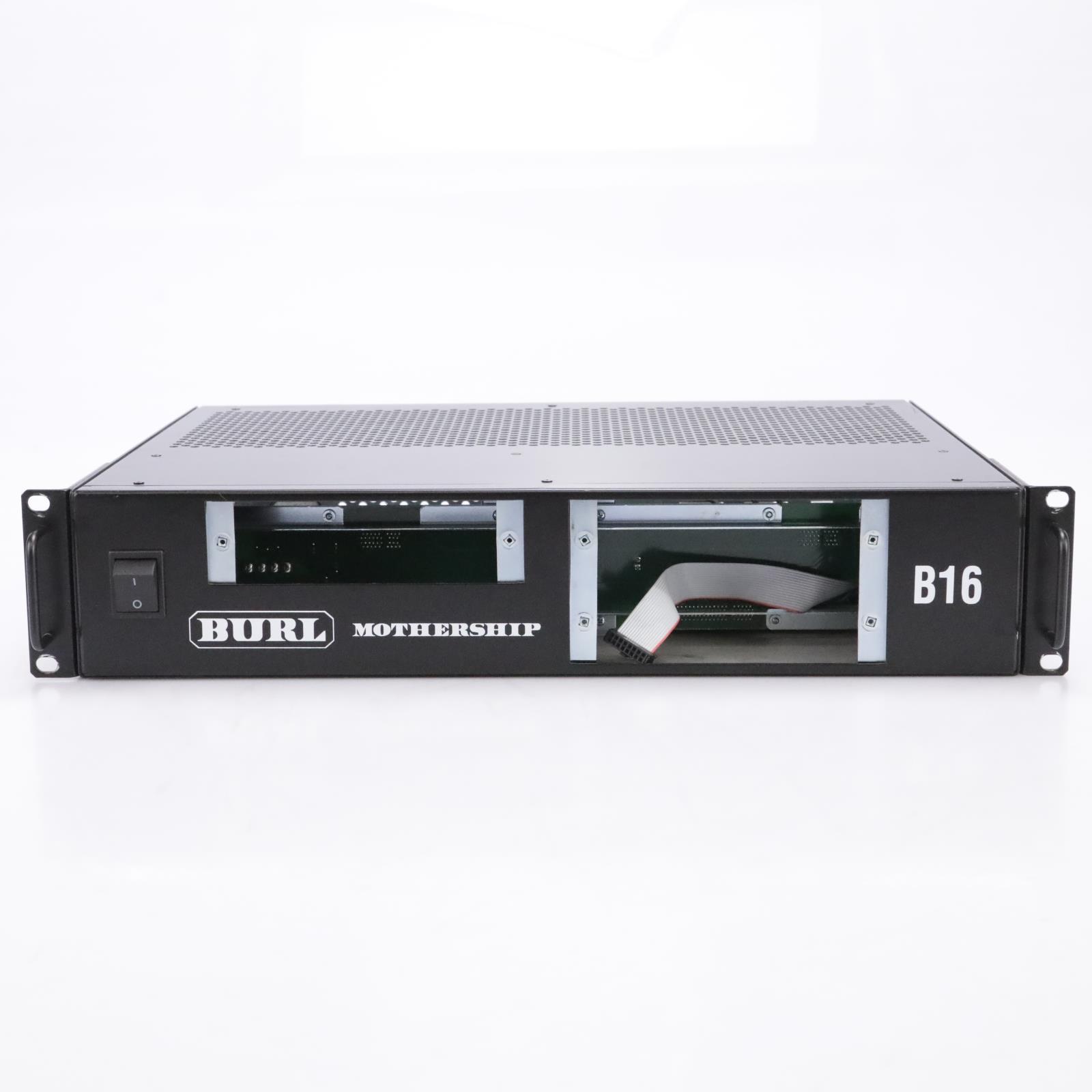 Burl Audio B16 Mothership Audio Interface Motherboard #43926