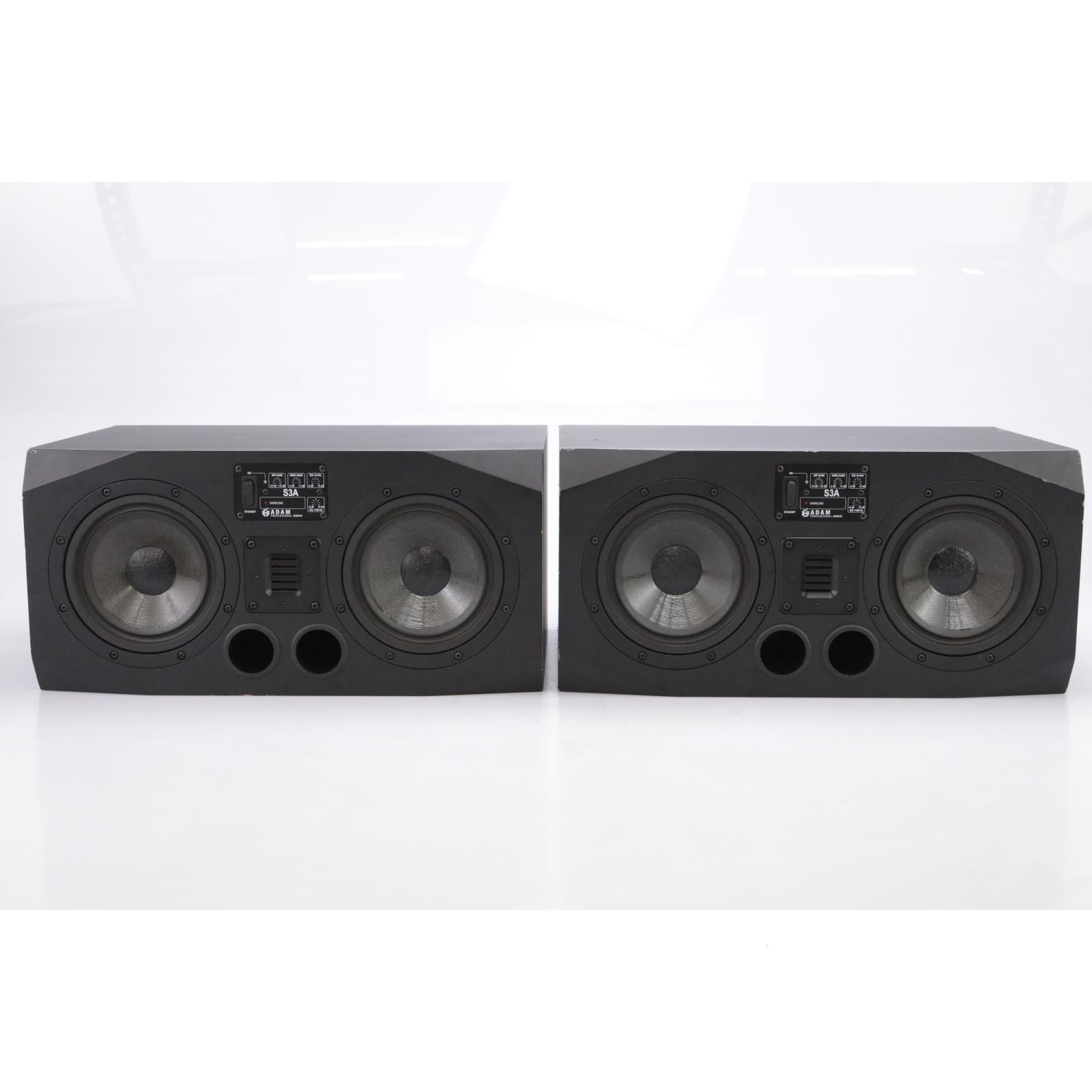 ADAM S3A Active Studio Monitors Speakers #44151