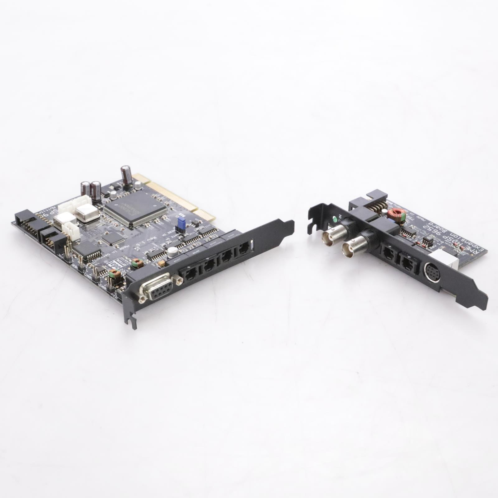 RME HDSP 9652 PCI w/ Expansion Board & Cable #44273