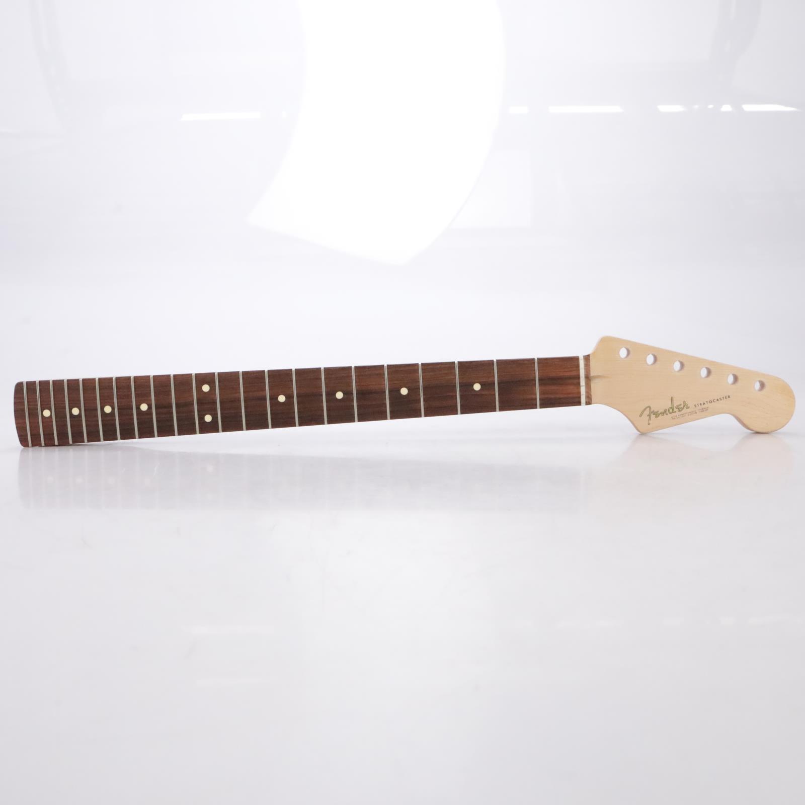 USA Custom Guitars 22 Fret Rosewood Stratocaster Guitar Neck #44305