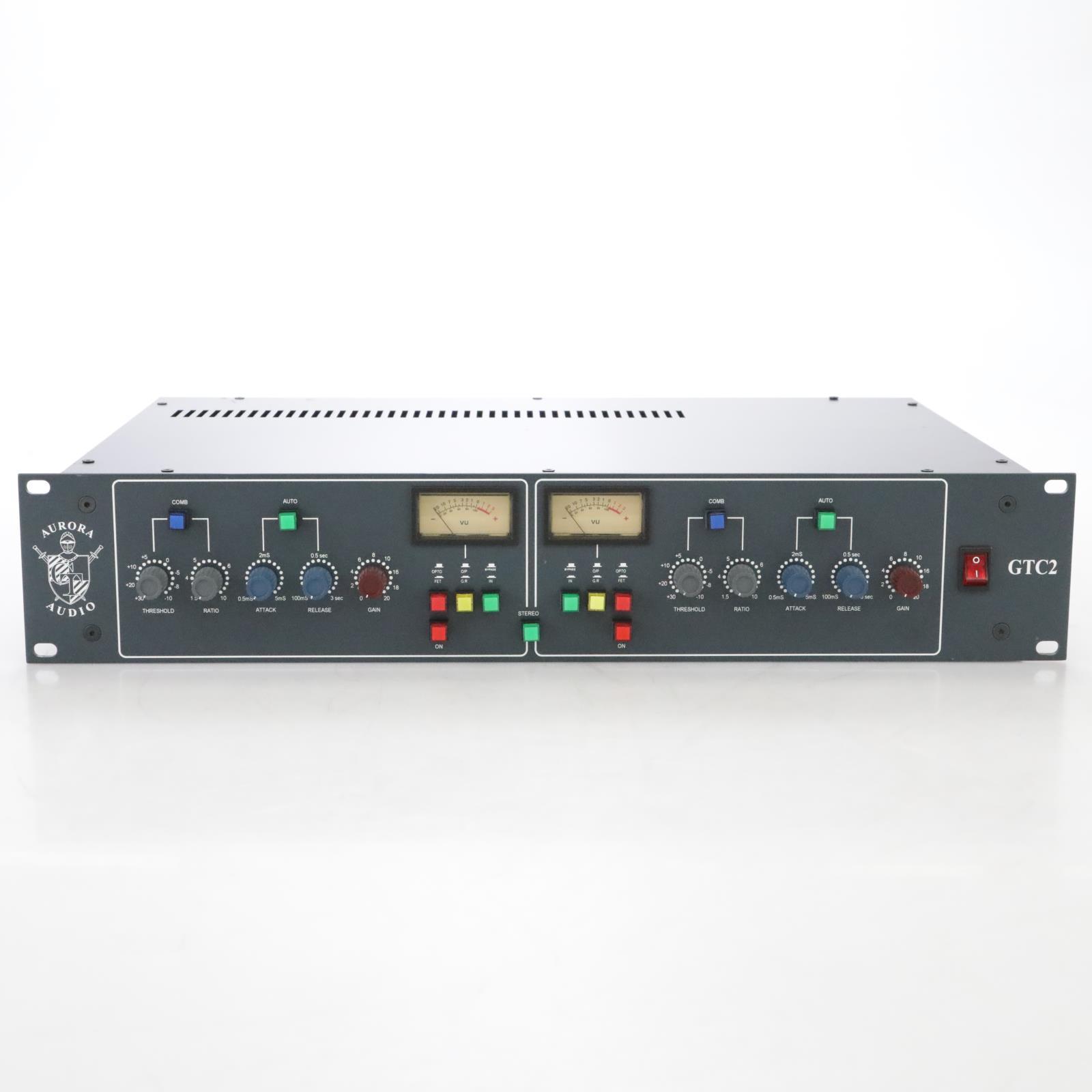 Aurora Audio GTC2 Dual Compressor #38439