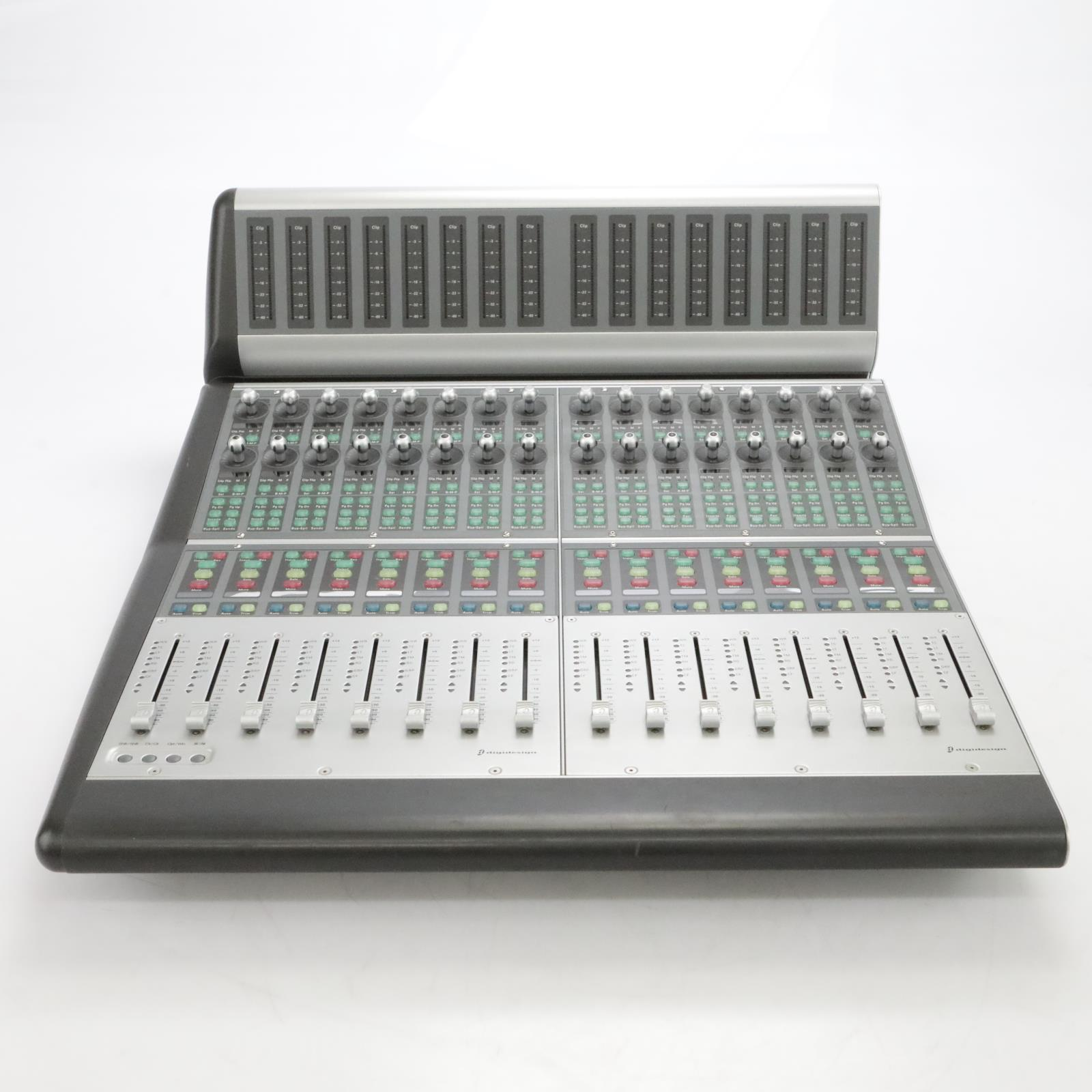 Digidesign D-Command Fader 16-Channel Expansion for D-Command Mixer #44356