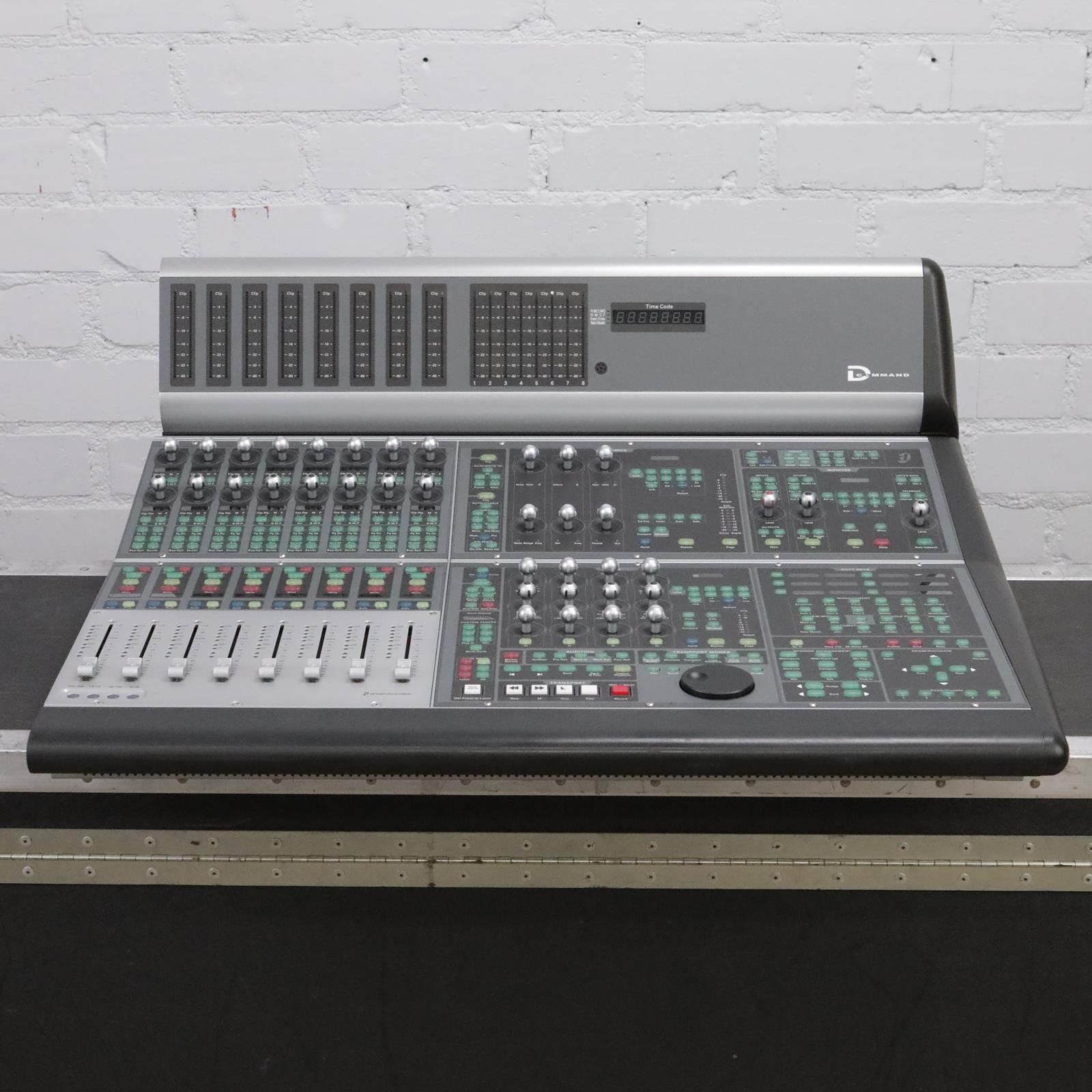Digidesign D-Command Mixer Console Pro Tools Control Surface #44357