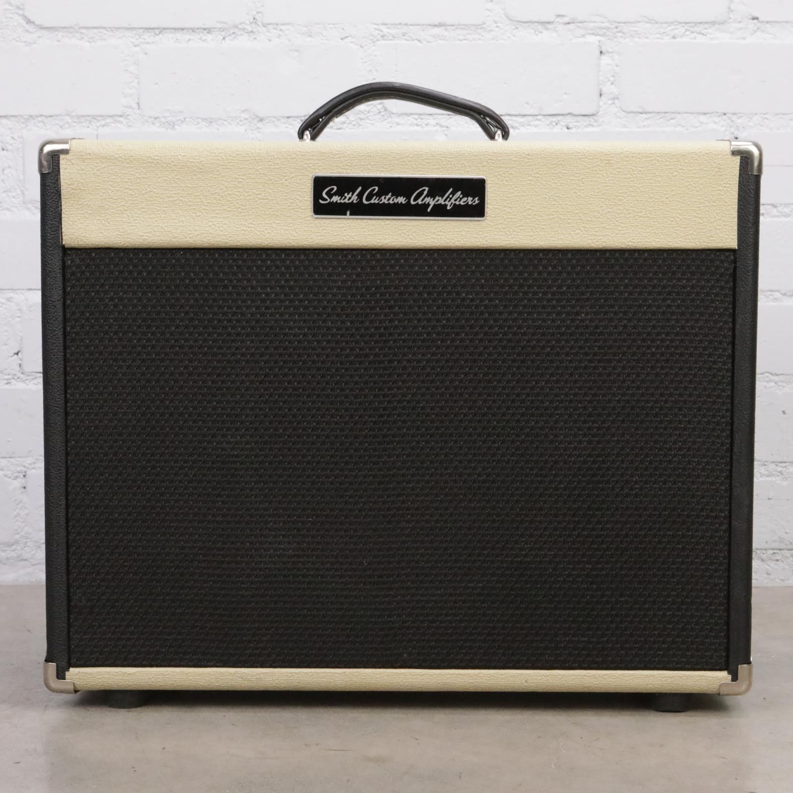 Smith Custom Amplifiers CS25R 1x12 Tube Guitar Amplifier Combo Boutique #44412