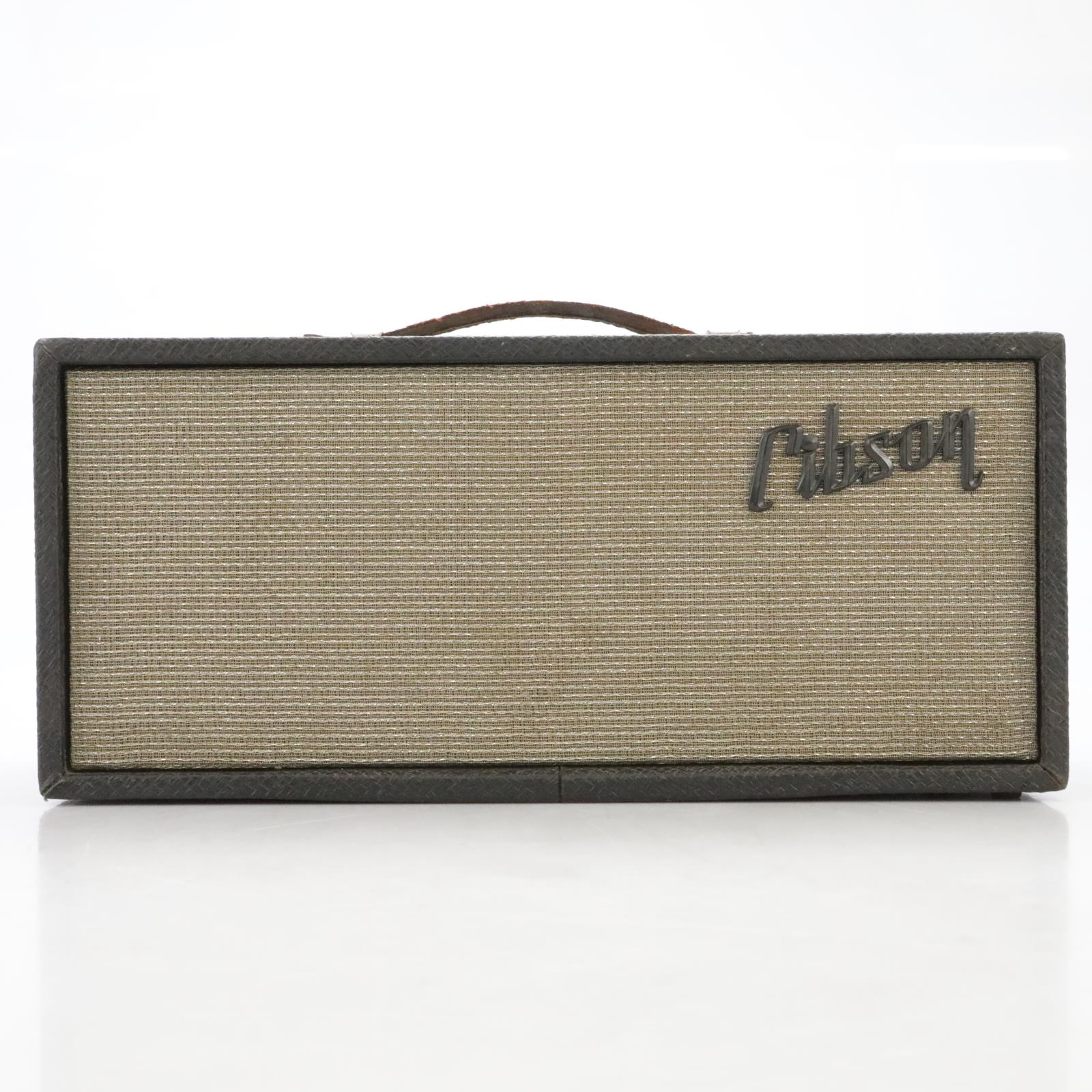 Gibson Reverb III Reverberation Effect Unit w/ Footswitch #40297