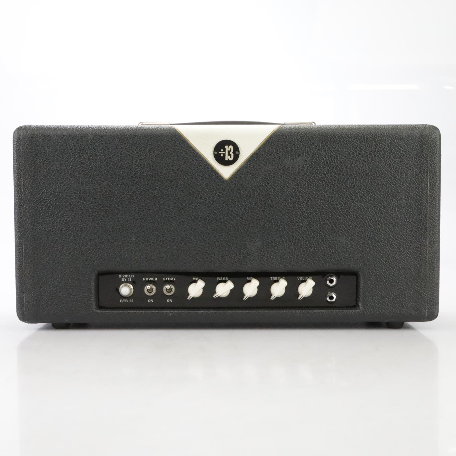 2014 Divided By 13 Brian Ray - BTR 23 Guitar Amp Head w/ Cover #44472
