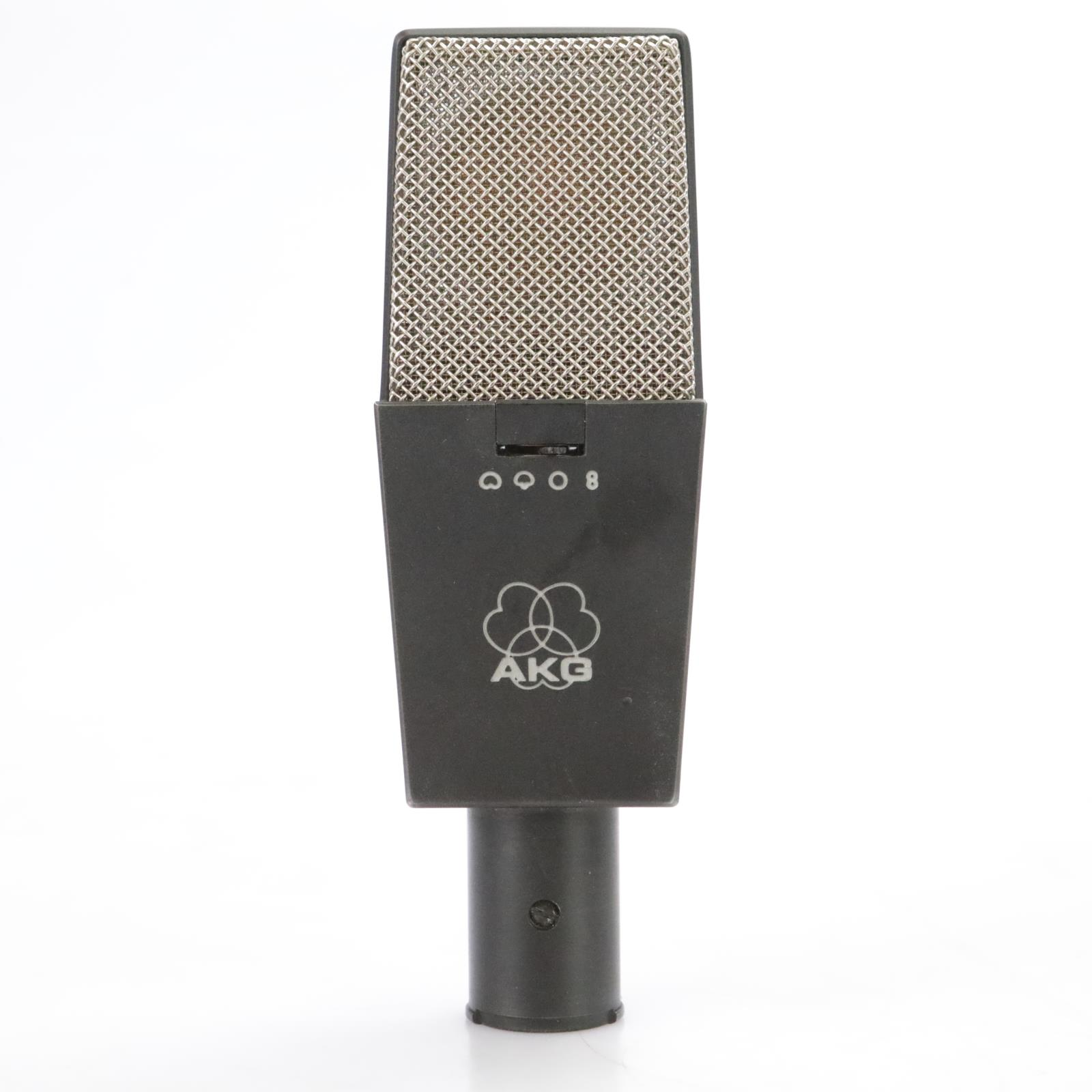 AKG C 414 B ULS Large Diaphragm Microphone Owned By David Roback #44594