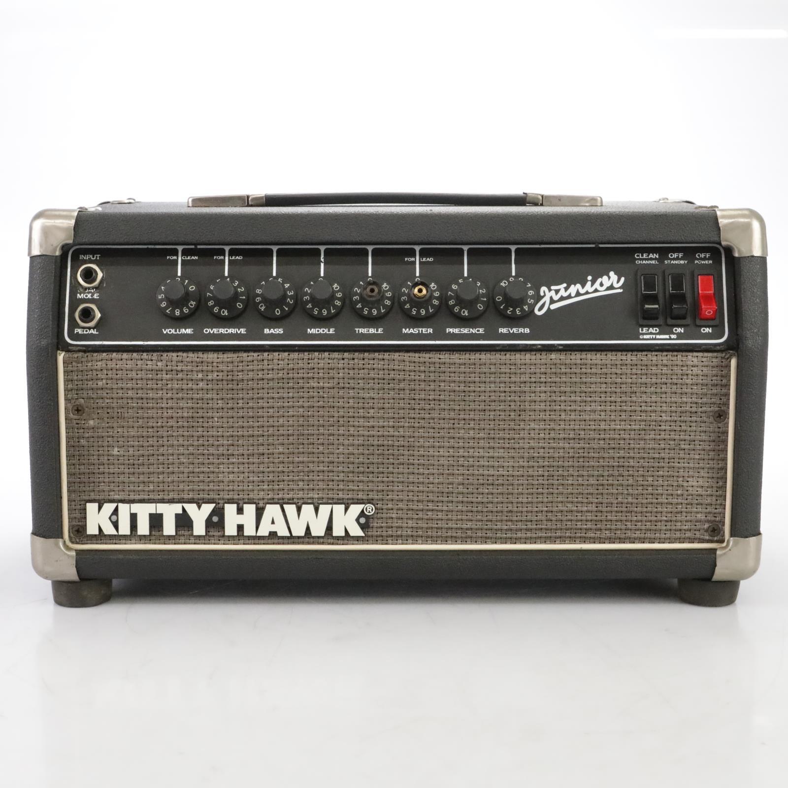 1990 Kitty Hawk Junior Reverb Tube Guitar Amp Head #44474