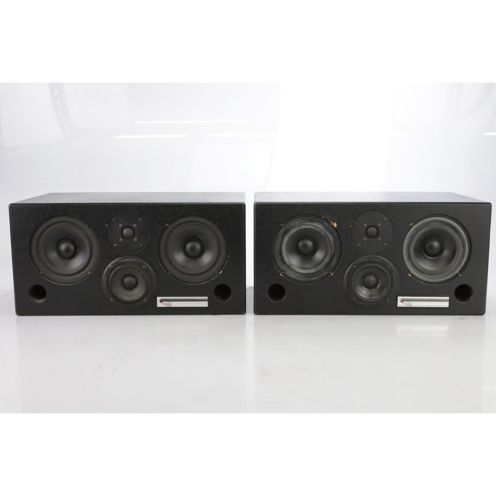 Westlake Audio BBSM-6 Professional Studio Reference Monitors #44586