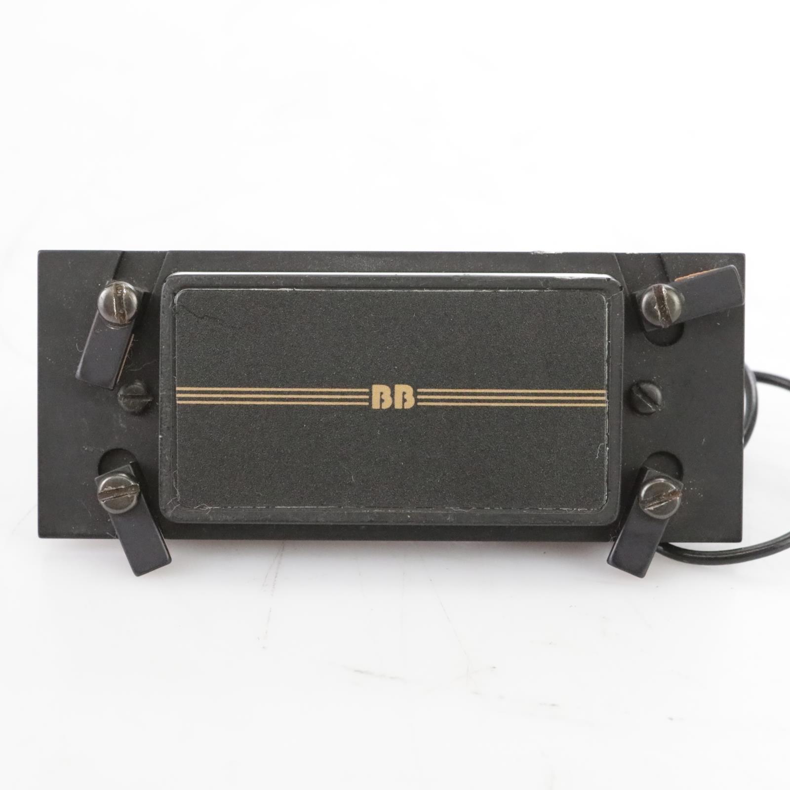 Barcus-Berry Hi-Tek Electric Humbucker Pickup Owned By David Roback #44696
