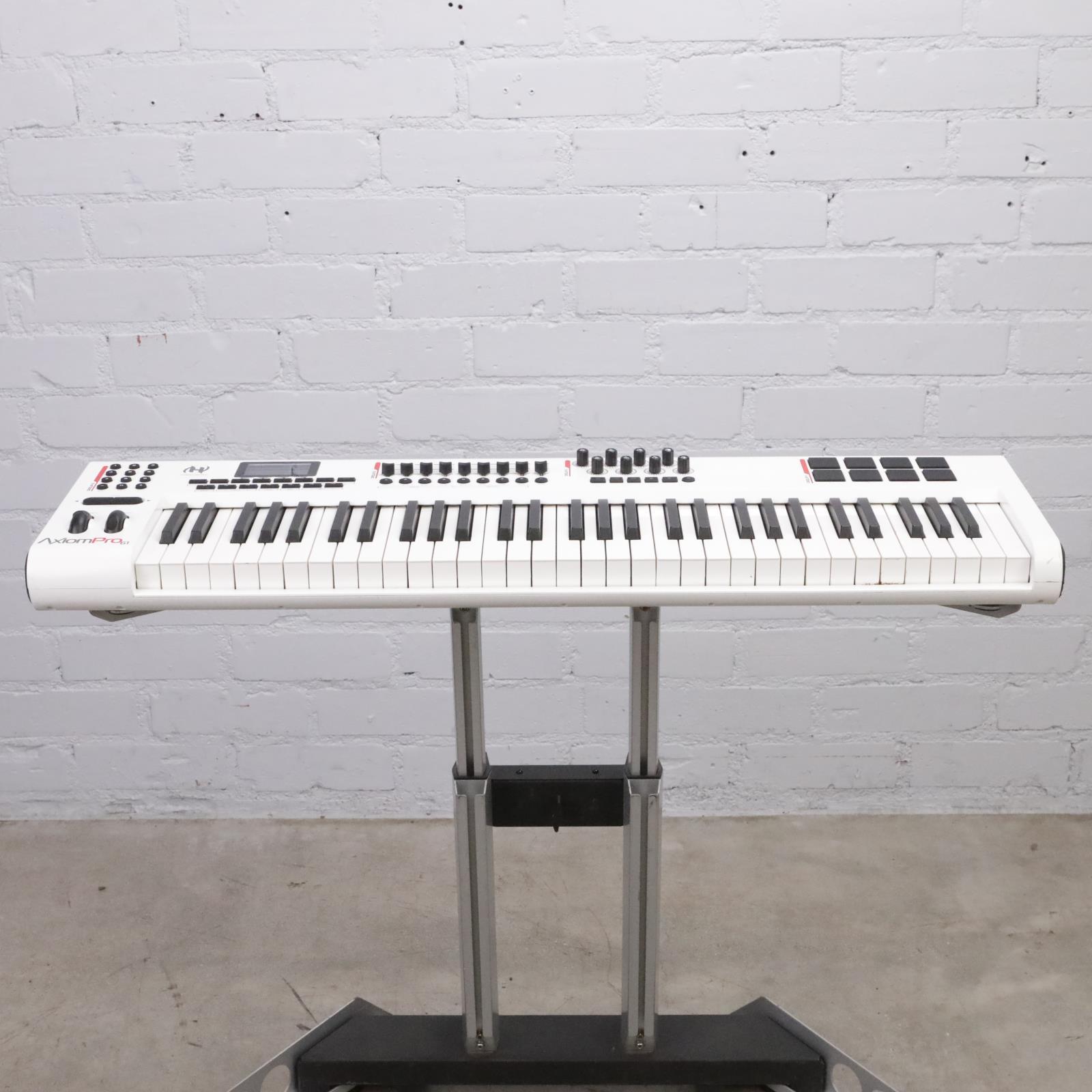 M-Audio Axiom Pro 61-Key Midi USB Controller Keyboard #44826