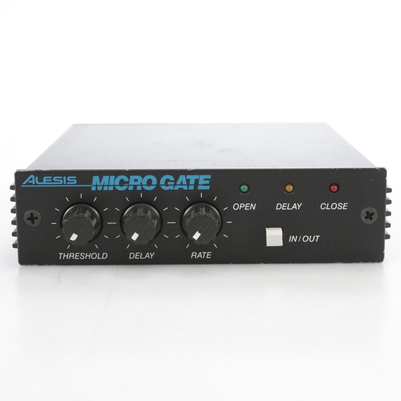 Alesis Microgate Stereo Gate Expander #43661