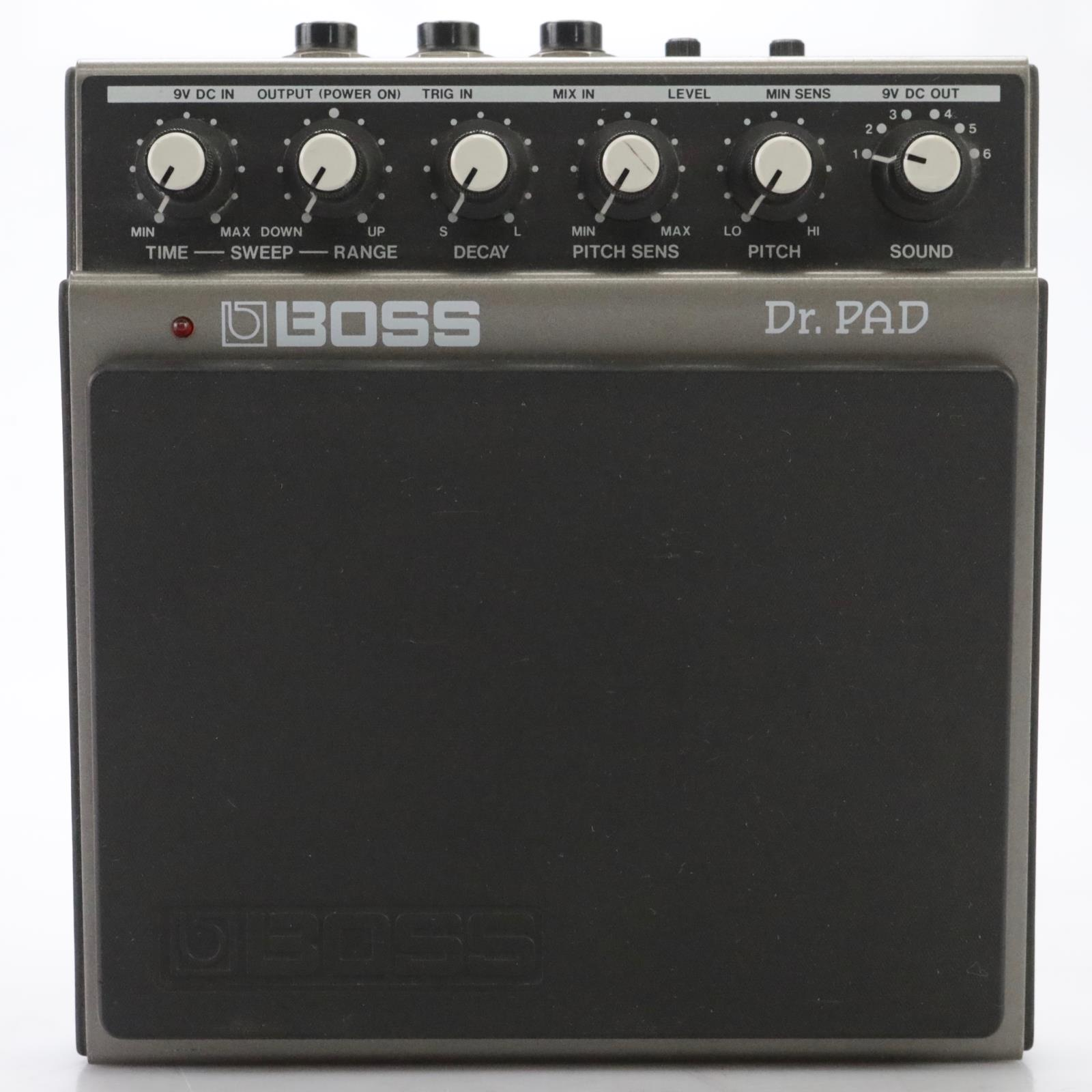 Boss DRP-2 Dr PAD Electronic Drums #44845