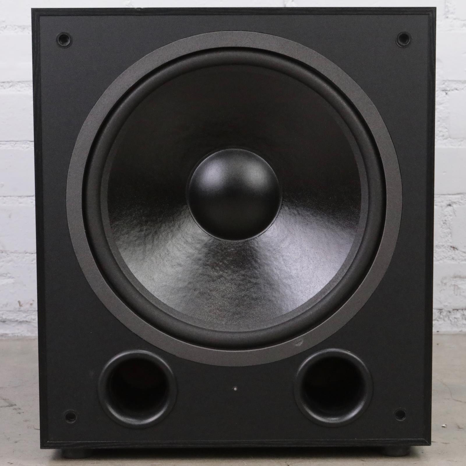 """Tannoy PS350B 15"""" Active Powered Subwoofer PS350 #44945"""