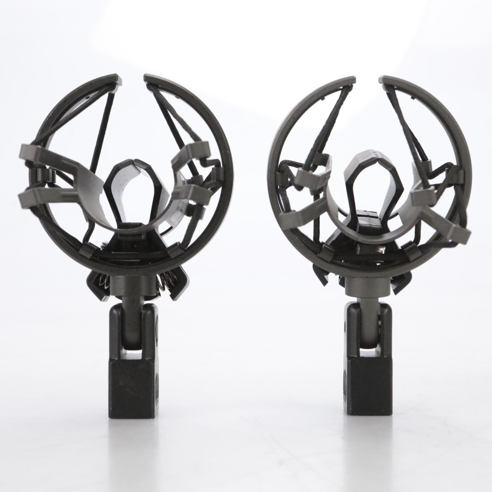 2 Audio-Technica AT8410a Microphone Shockmounts #45064