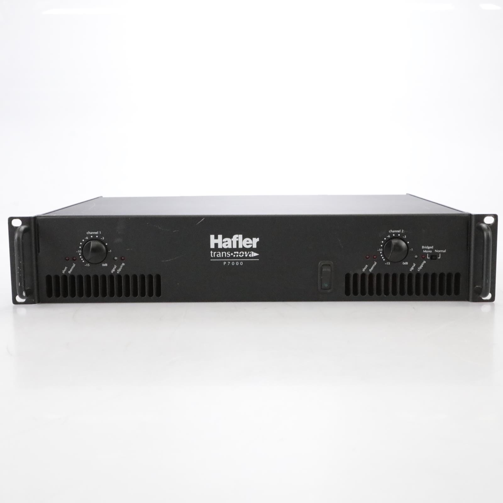 Hafler P7000 Stereo Power Amplifier #44343
